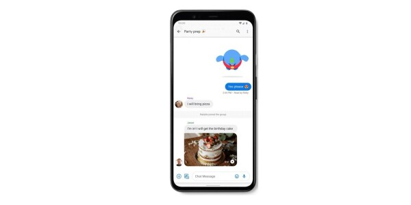 Google is rolling out RCS, text-messaging on steroids, in the US