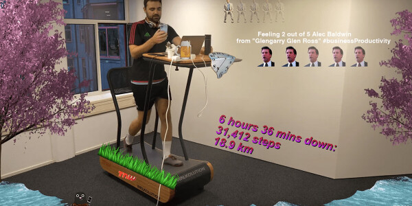We spent a workday on a treadmill desk so you didn't have to