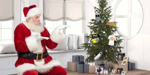 Hard Fork's crypto-themed Xmas gift guide — for the HODLers in your life