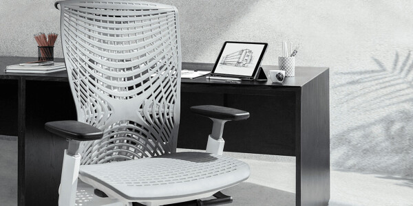 The futuristic Kinn Chair shifted my perception, and then my spine