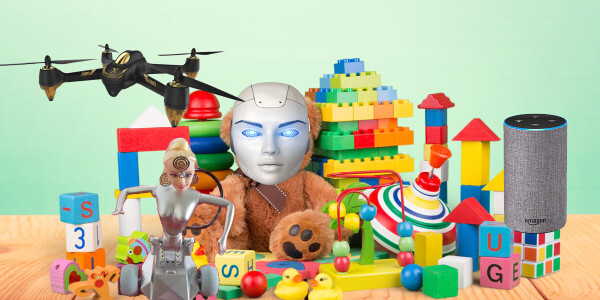 How robots, AI, and drones are changing toy manufacturing