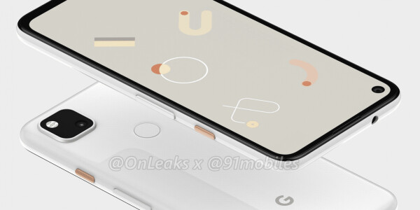Leak: The Pixel 4a looks better than the actual Pixel 4