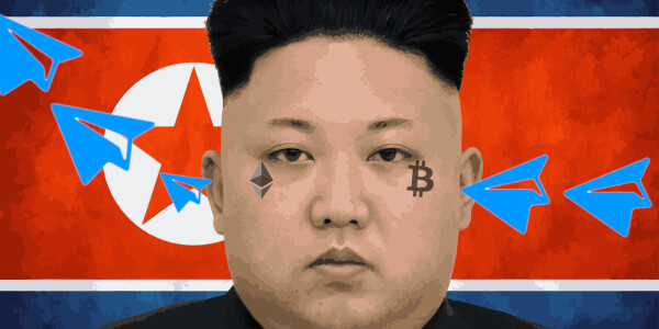 North Korean hacker group Lazarus is using Telegram to steal cryptocurrency