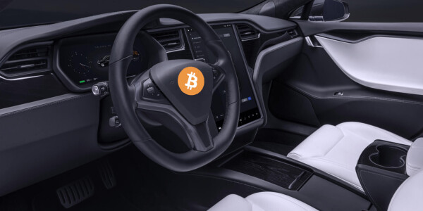 Elon Musk says you can buy a Tesla with Bitcoin now