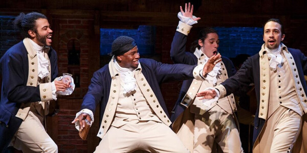 Hamilton comes to Disney+ this July, a year ahead of schedule