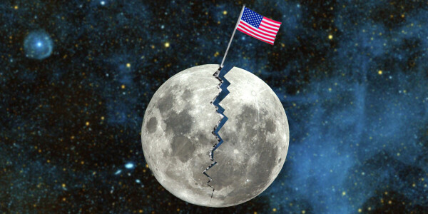 What if we fuck up the Moon too?