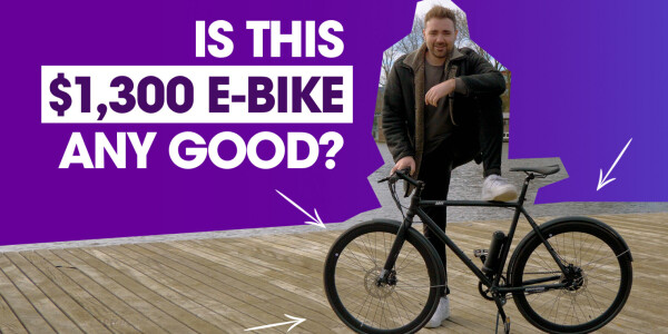 The Analog Motion AM1 e-bike is a great budget ride for sweaty commuters