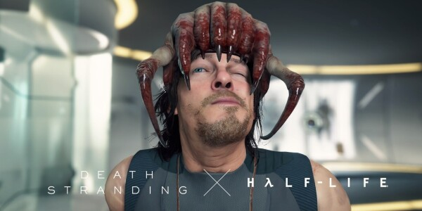 Death Stranding is coming to PC and bringing Half-Life content with it