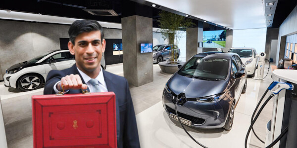 EVs will get hit by new taxes, and I'm not sure what we can do about it