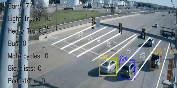 This AI traffic monitoring system can spot road incidents with near 100% accuracy