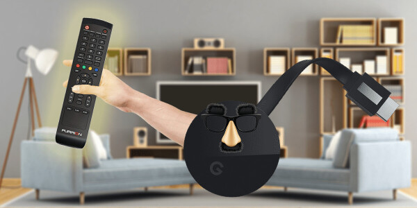 Finally, Google might release a Chromecast with a remote