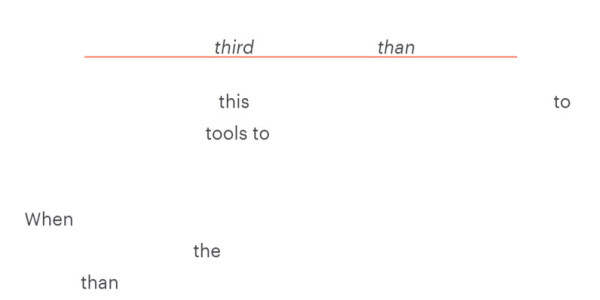This tool erases web page text to reveal hidden poetry