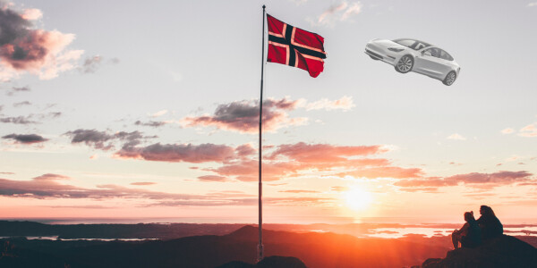 Tesla still leads in Norway's real-world range test, but Ford is getting very, VERY close