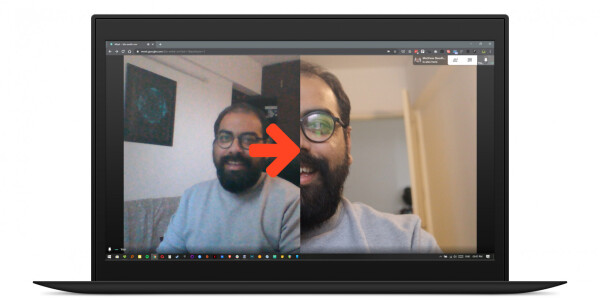 Screw shitty webcams, I'm using a DSLR for all my video conferences now