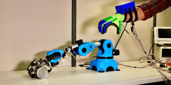 Scientists enhance robotic surgery by giving human controllers electric shocks