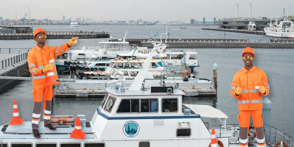 This AI-powered port in Japan prevents ship collisions better than humans