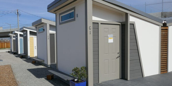 San Jose will build 'up to 500' tiny homes for coronavirus-affected homeless residents