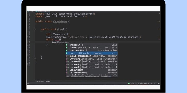 How this AI-powered auto-completer is helping developers write 25% less code