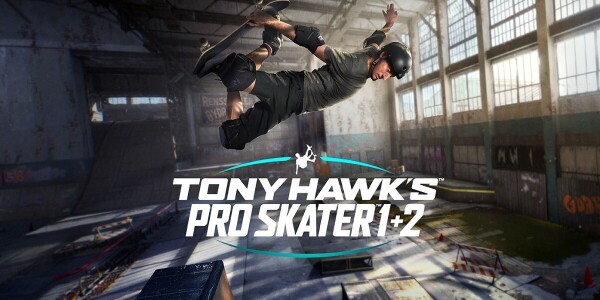 Tony Hawk's Pro Skater 1 and 2 are getting gorgeous remasters