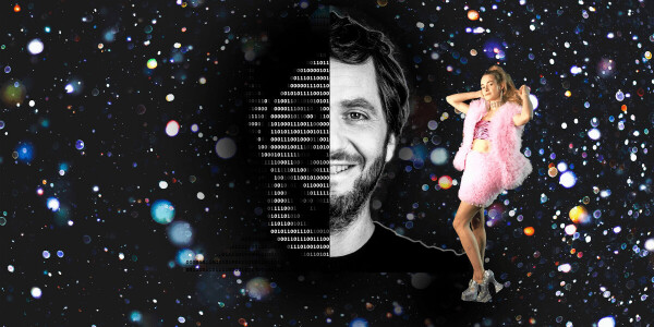 Confetti, koalas, and candles of love: Backstage at Eurovision's AI song contest