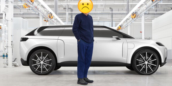 Dyson's '600-mile' electric car won't ever see the light of day — and I'm glad