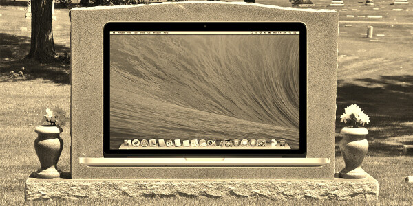 A eulogy for my 'vintage' MacBook Pro