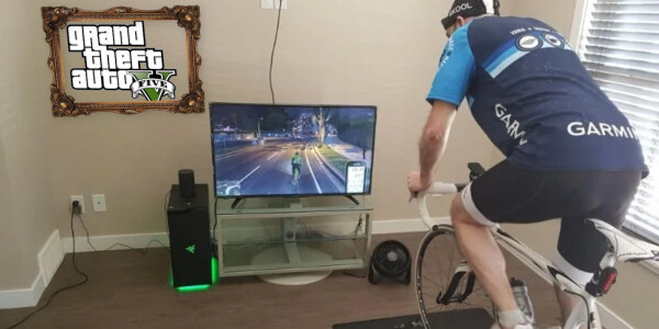 This GTA V mod lets you ride your own bike around Los Santos