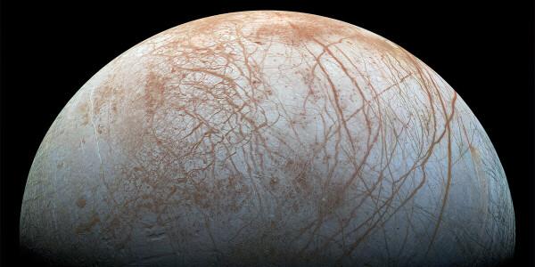The oceans of Jupiter's moon Europa may be habitable, according to NASA