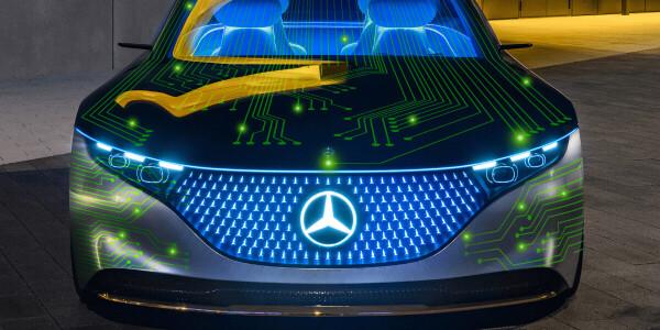 Mercedes-Benz and Nvidia team up to develop next-gen autonomous car computers
