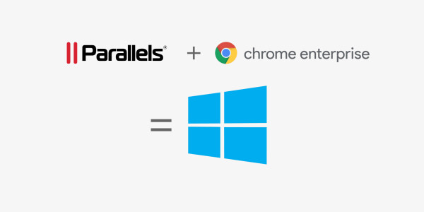 Windows is coming to Chromebooks as Google partners with Parallels