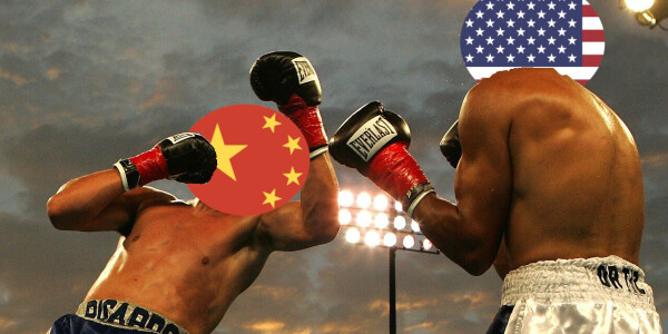 China's about to overtake the US as the world's best performing tech industry