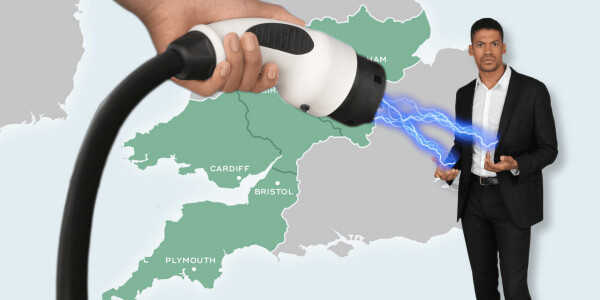 UK launches yet another vehicle-to-grid charging trial — but only for 100 Nissan drivers