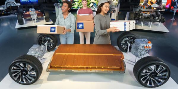 Report: GM adds electric van to its upcoming EV fleet in a bid to rival Tesla