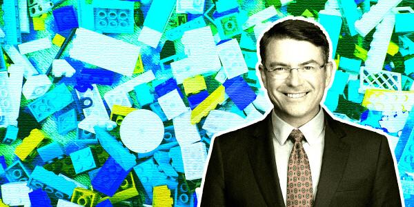 Every tech founder needs LEGO to keep sane