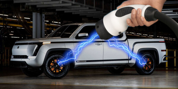 Will the Lordstown Endurance electric truck beat the Tesla Cybertruck and Rivian R1T to market?