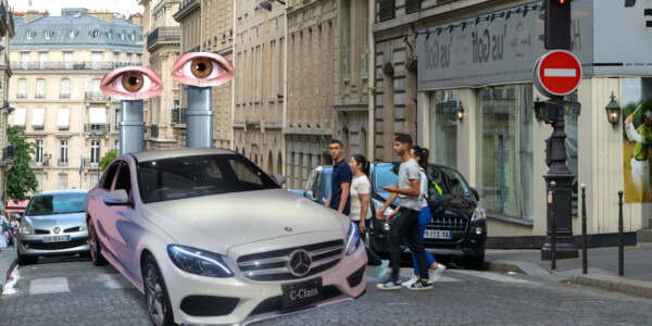 This new radar lets cars see around corners