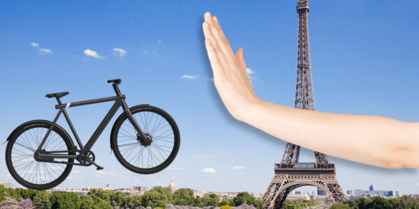 France bans VanMoof's edgy ebike advert for being 'anti-car'