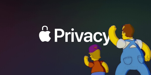 I hate how much I love the animations on Apple's Privacy page