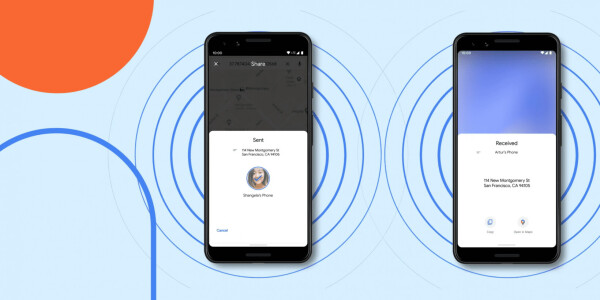 Android's AirDrop rival, Nearby Share, is finally here