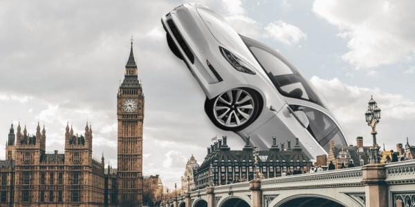 The UK takes its first step towards regulating autonomous vehicle tech