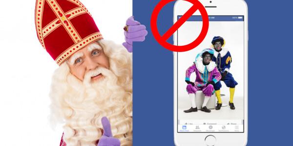 Facebook is banning controversial Dutch character 'Zwarte Piet'
