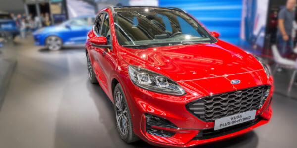 PSA: Ford recalls 27,000 plug-in hybrids over battery safety concerns