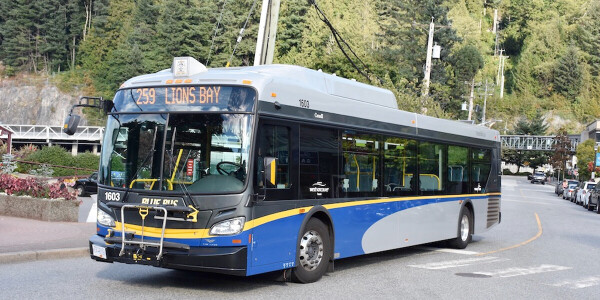 This Canadian city is giving out free bus passes to help those with low income