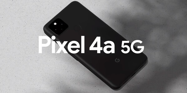 Google officially reveals the Pixel 4a 5G for $499