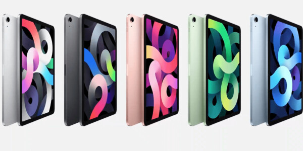 Apple launches redesigned iPad Air with A14 chip — color me excited