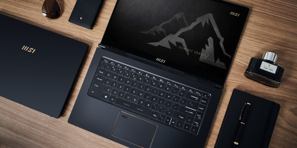 MSI shows it's not just for gamers with new Summit laptops
