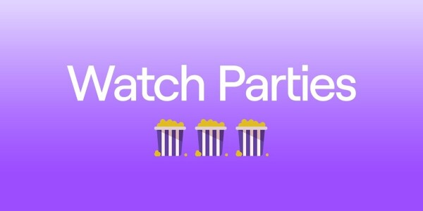 How to use Twitch's new Watch Party feature to binge shows with viewers