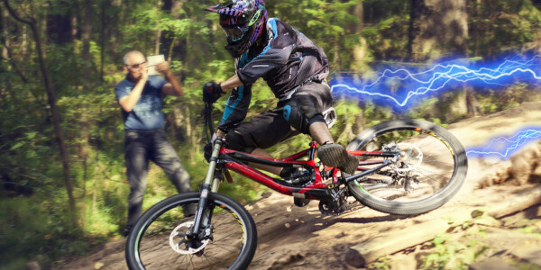 Are you a lazy mountain biker? There's a crazy expensive ebike mod for that