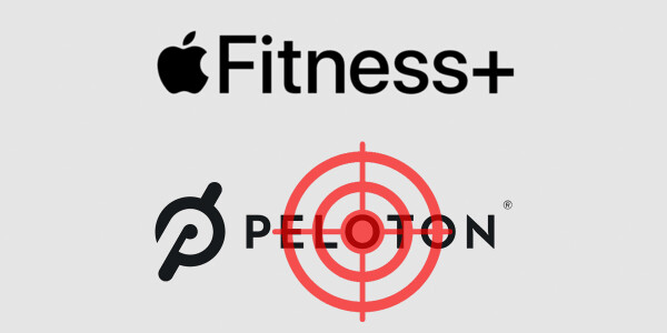 Apple's Fitness+ takes aim at Peloton — and that's a good thing