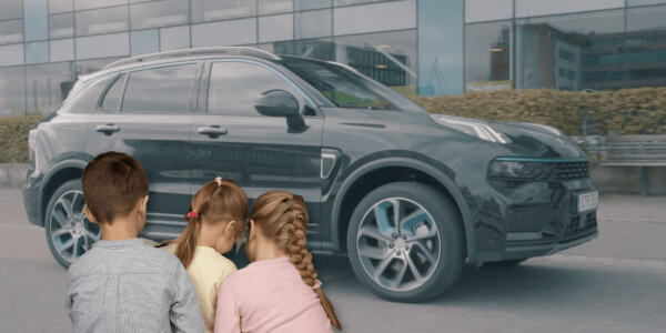 Lynk & Co.'s car sharing-owning scheme will never cost more than €500 a month
